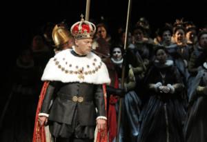 DON CARLO_Rene Pape as Philip II