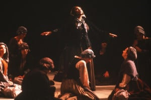 "Leontyne Price in ""Dialogues of the Carmelites"" in 1982 (Photo: Ron Scher)"