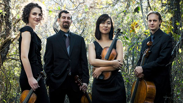 Chiara String Quartet Plays Complete Bartók Quartets Completely By Heart