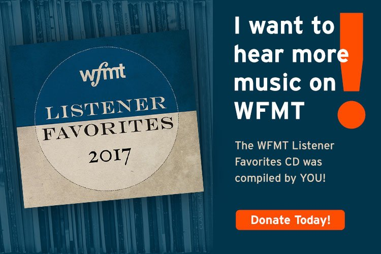 I want to hear more music on WFMT!