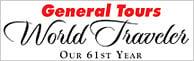 General Tours World Traveler logo