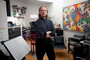 Composer Michael Gandolfi
