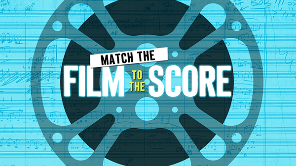 QUIZ | Match The Film To The Score
