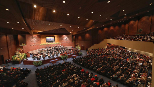 "Riccardo Muti ""Lifts Every Voice"" at the Apostolic Church of God on Chicago's South Side"