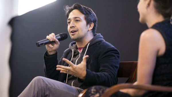 "Lin-Manuel Miranda: ""Arts Education…Saved My Life"""