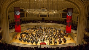 9/19/15 8:18:11 PM -- Chicago Symphony Orchestra 125th Year.  Chicago Symphony Orchestra Riccardo Muti, Conductor   Symphony Ball Corigliano Campane di Ravello Elgar In the South Mussorgsky, orch. Ravel Pictures from an Exhibition -  . © Todd Rosenberg Photography 2015