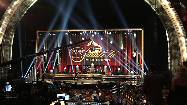 """An Inside Look at the """"GRAMMY Salute to Music Legends"""""""