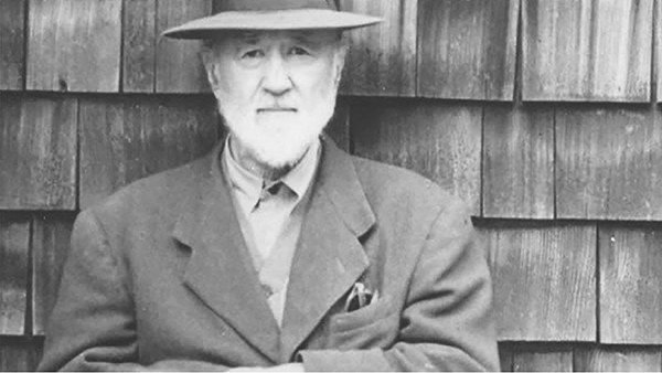 Listening to Charles Ives Sing Charles Ives Is One of the Most Charming Things You'll Ever Hear