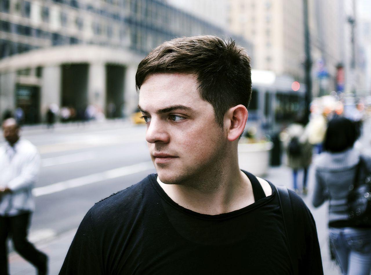 Composer Nico Muhly