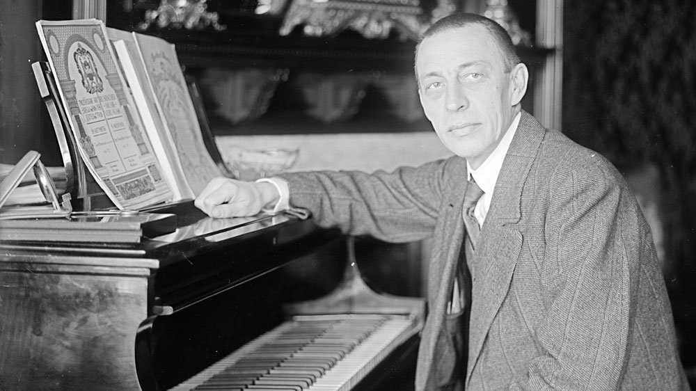 Rachmaninoff performed at the White House three times