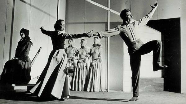 "How Choreographer Martha Graham Named Aaron Copland's American Classic, ""Appalachian Spring"""