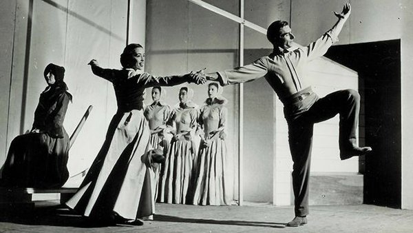 "How Choreographer Martha Graham Named Aaron Copland's American Classic, ""Appalachian Spring"""