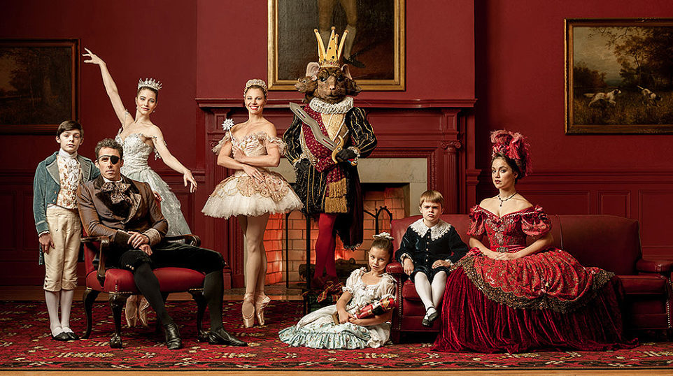 "QUIZ | What character from Tchaikovsky's ""Nutcracker"" represents your holiday spirit?"
