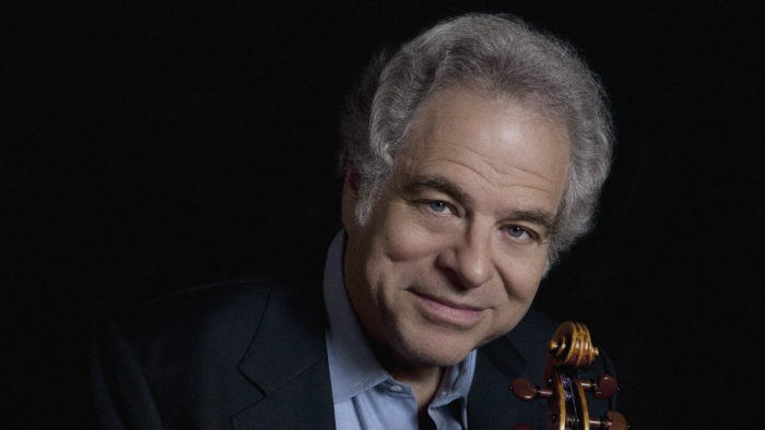 A Musical Feast for Passover with Itzhak Perlman