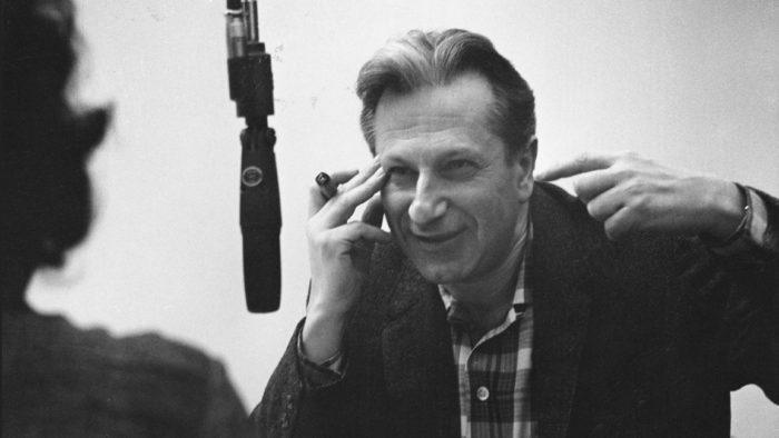 How WFMT legend Studs Terkel just made his Carnegie Hall debut  (alongside his old friend Mahalia Jackson and the Kronos Quartet)