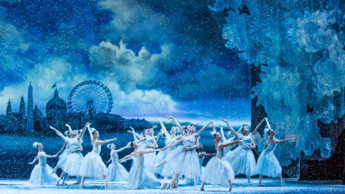 """Inside Joffrey Ballet's New """"Nutcracker"""""""