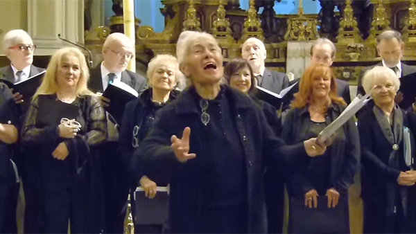 This Video of a Silver-Haired Soprano Singing a Verdi Aria is Sure to Leave You Feeling Warm & Fuzzy