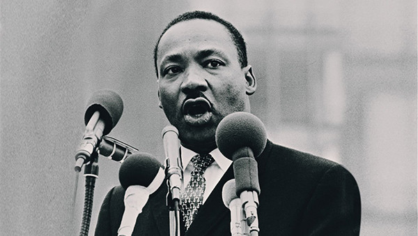 Hear Dr. Martin Luther King, Jr. speak to Studs Terkel about his dream, the dangers of hate, and the power of love