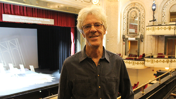VIDEO: Why Stewart Copeland, Police Founding Member/Drummer, Has Turned to Composing Opera