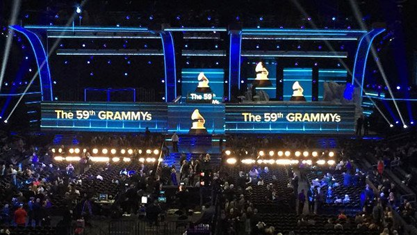 This is What It's Like to Attend the Grammy Awards
