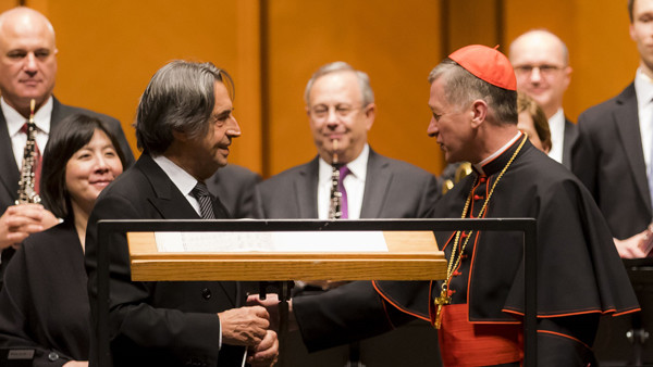 "Riccardo Muti and CSO Present Haydn's ""Seven Last Words"" at Chicago's Holy Name Cathedral"