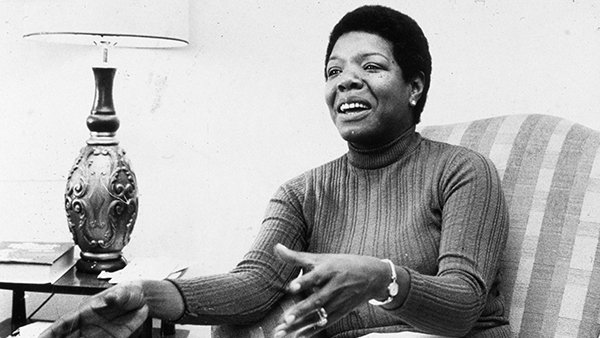 "Hear What Dr. Maya Angelou, ""I Know Why the Caged Bird Sings"" Author, Sounds Like Singing the Blues"