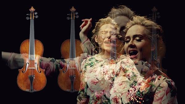 "Hear Adele's ""Send My Love"" From Her Grammy Award-Winning Album ""25"" Arranged for String Quartet"