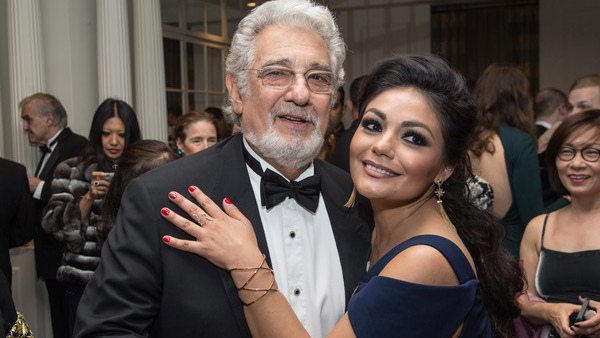 What Chicago-born Soprano Ailyn Pérez Has Learned Sharing the Stage with Tenor Plácido Domingo