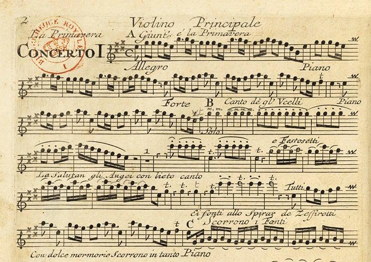 Why Didnt Anyone Tell Us Sooner That Vivaldi Arranged His Spring