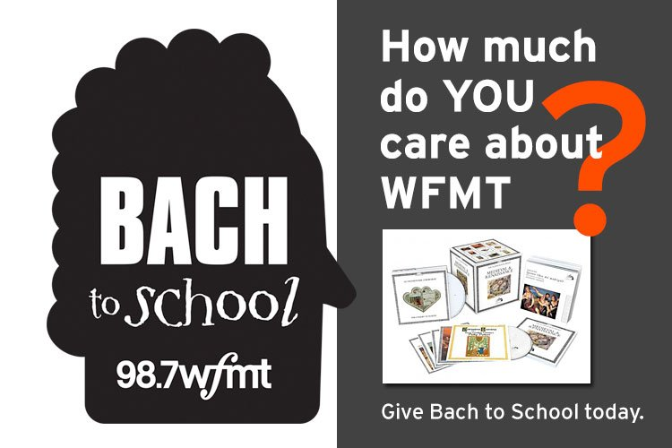 How much do you care about WFMT?