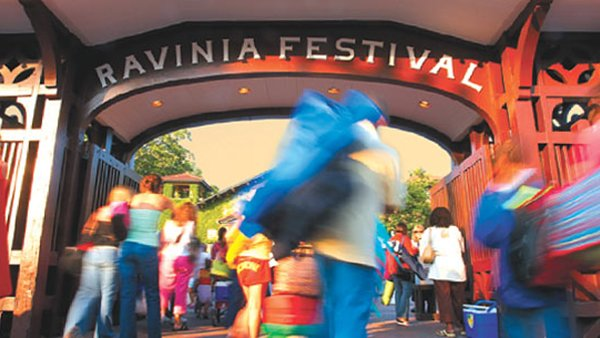 Ravinia Festival Announces Schedule for Summer 2017