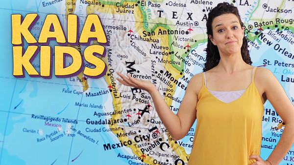 KAIA Kids Around the World: The Music of Mexico