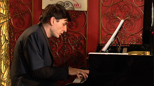 Pianist Vassily Primakov Plays Chopin and Rachmaninoff