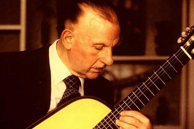 Abel carlevaro escuela de la guitarra