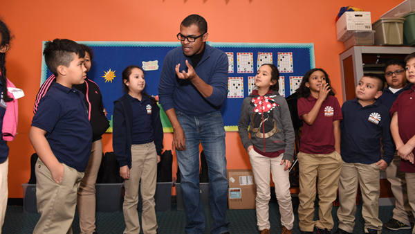 Composer Rodrigo Cadet Creates World-Premiere Works for Chicago Students to Teach About Mexico & Its Music