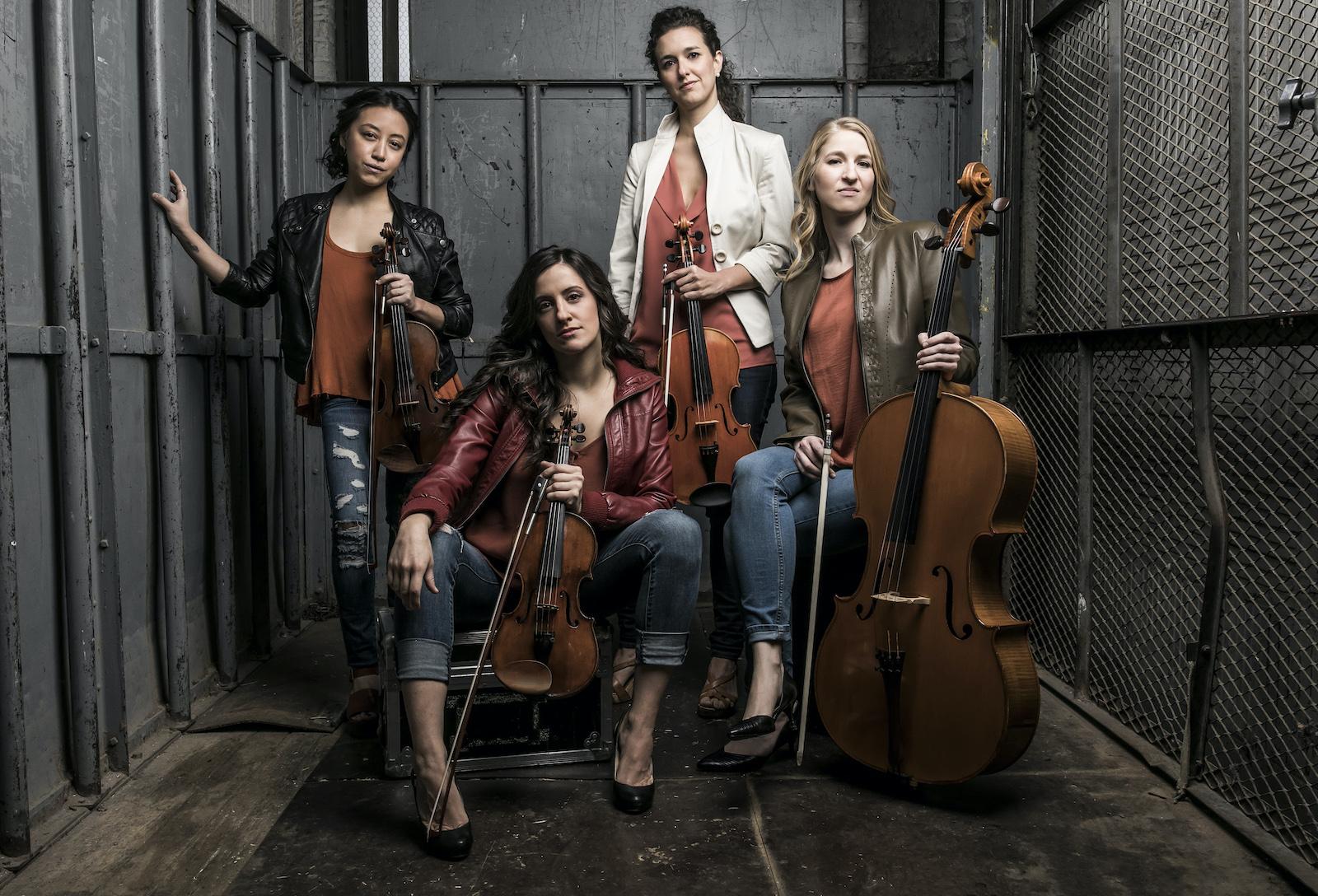 KAIA String Quartet - In Residence | 98 7WFMT