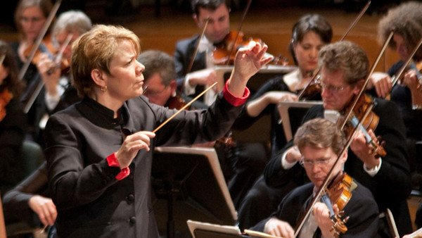 Conductor, MacArthur 'Genius' Marin Alsop Explains Why There Aren't More Women on the Podiums