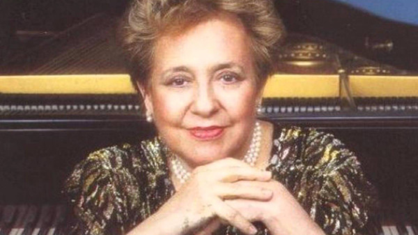 A biography, a documentary, and an archive celebrate Spanish pianist Alicia de Larrocha