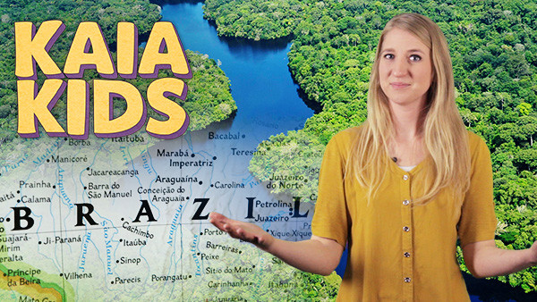 KAIA Kids Around the World – The Music of Brazil