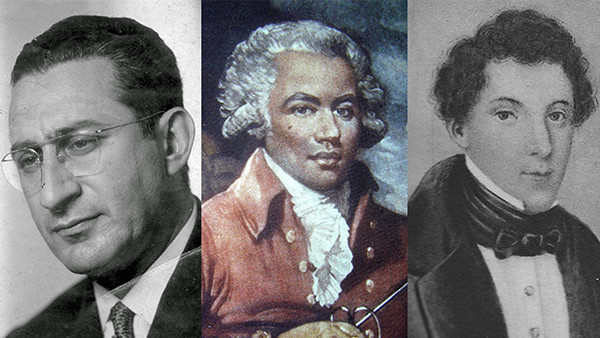 "3 Latino ""Mozarts"" Classical Music Lovers Should Know"