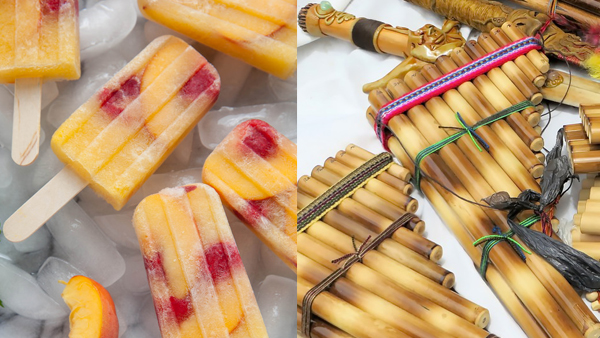 QUIZ: Latin American Food or Instrument?