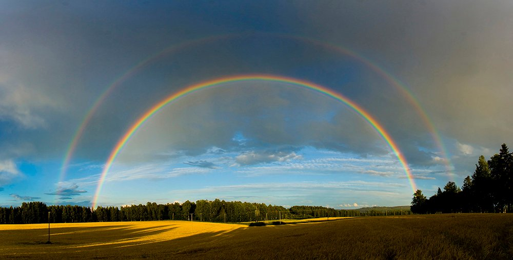 6 Songs To Send You Somewhere Over The Rainbow 98 7wfmt