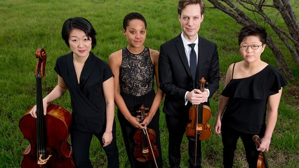 This string quartet was founded next to a taco truck – now it's headed to Juilliard