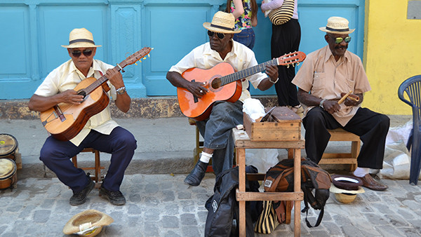Stream Music by the Best Composers of Central America and the Caribbean