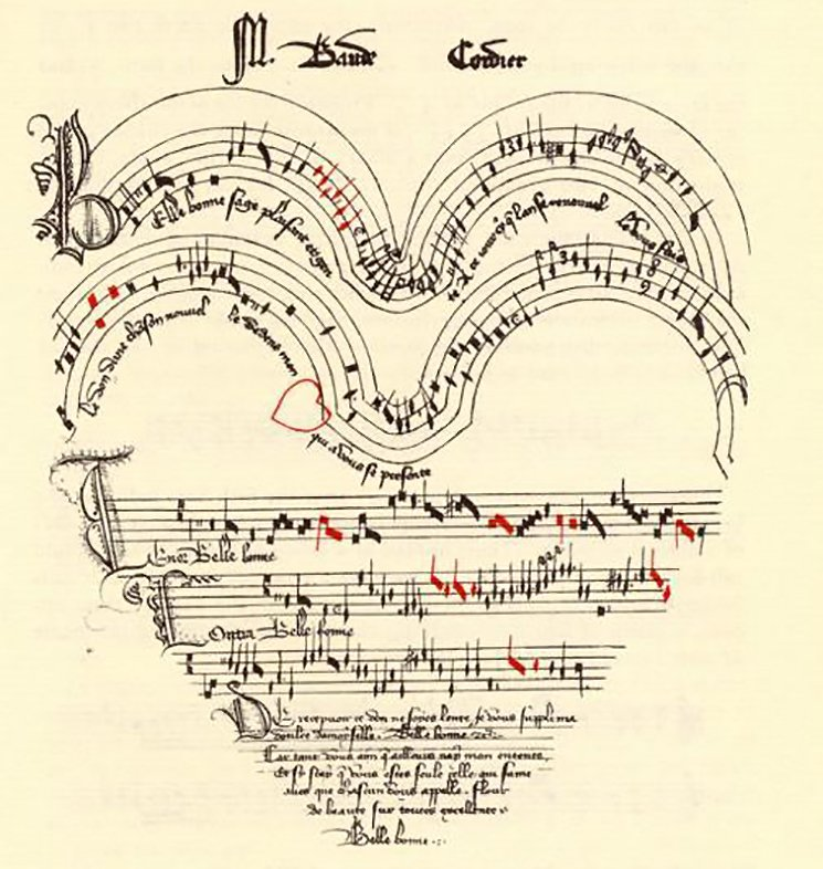 This Heart Shaped Score Just Might Make You Fall In Love With
