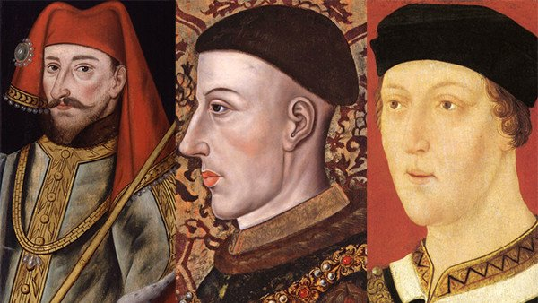 Renaissance composer Roy Henry was also a king – historians just aren't sure which one