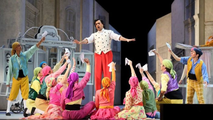 Rodion Pogossov as Figaro (Photo: Craig T. Mathew)