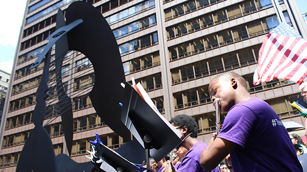 """Chicago celebrates 50 years of """"Everyone's Picasso"""" with music and more"""