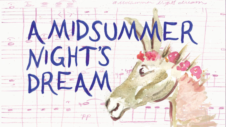 """Exploring Chords: Fairy Chord from """"A Midsummer Night's Dream"""""""