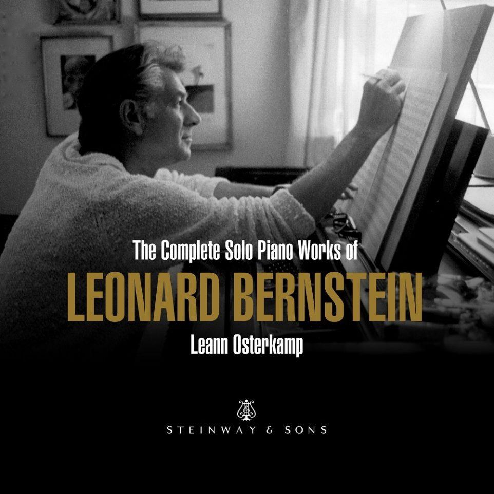 Leann Osterkamp: Complete Piano Music of Bernstein